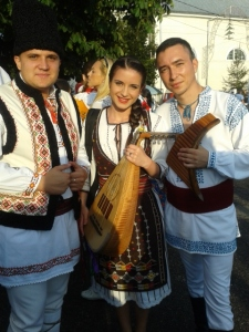 """Festivalul Internațional de Folclor """"Regele Brazilor"""", Prundul Bârgăului, Bistrița 2014"""