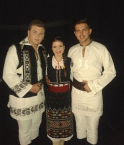 Popas printre generații, Bacău 2014