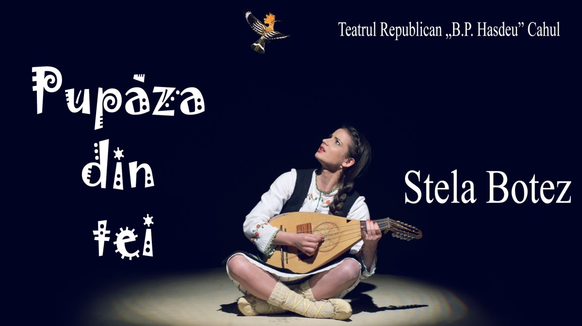 Stela Botez - Pupăza din tei (official video/foto/versuri)