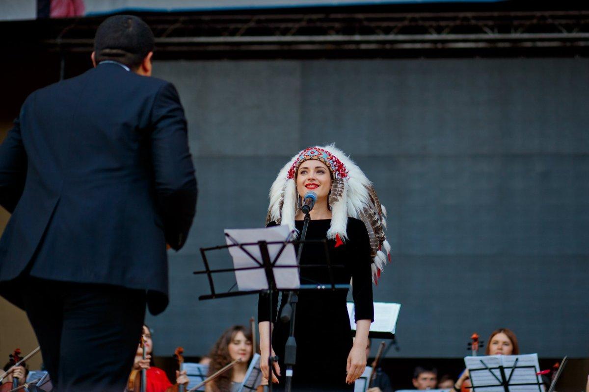 Lion King - noua provocare alături de Moldovan National Youth Orchestra