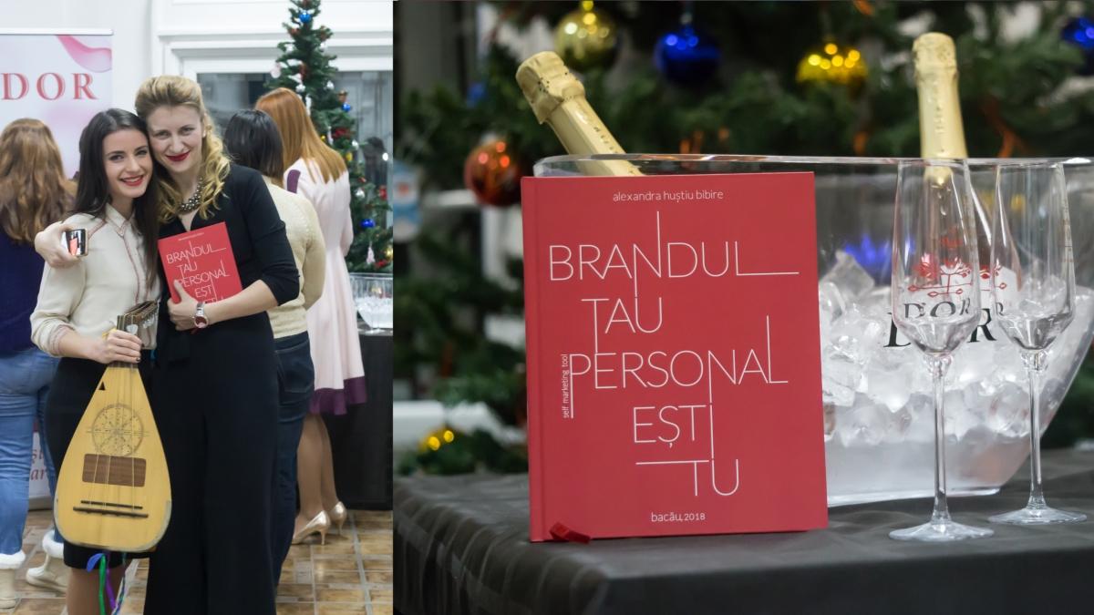Brandul tău personal ești TU - o nouă carte de dezvoltare personală