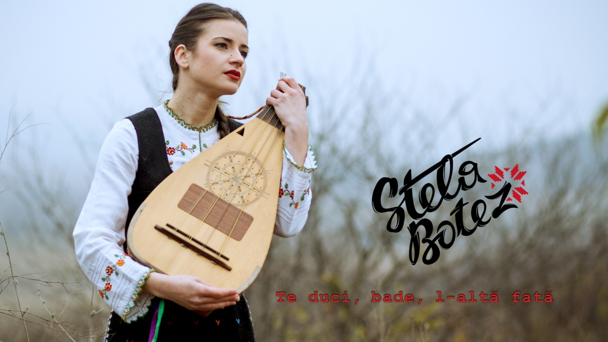 Stela Botez - Te duci, bade, l-altă fată /official video/foto/lyrics