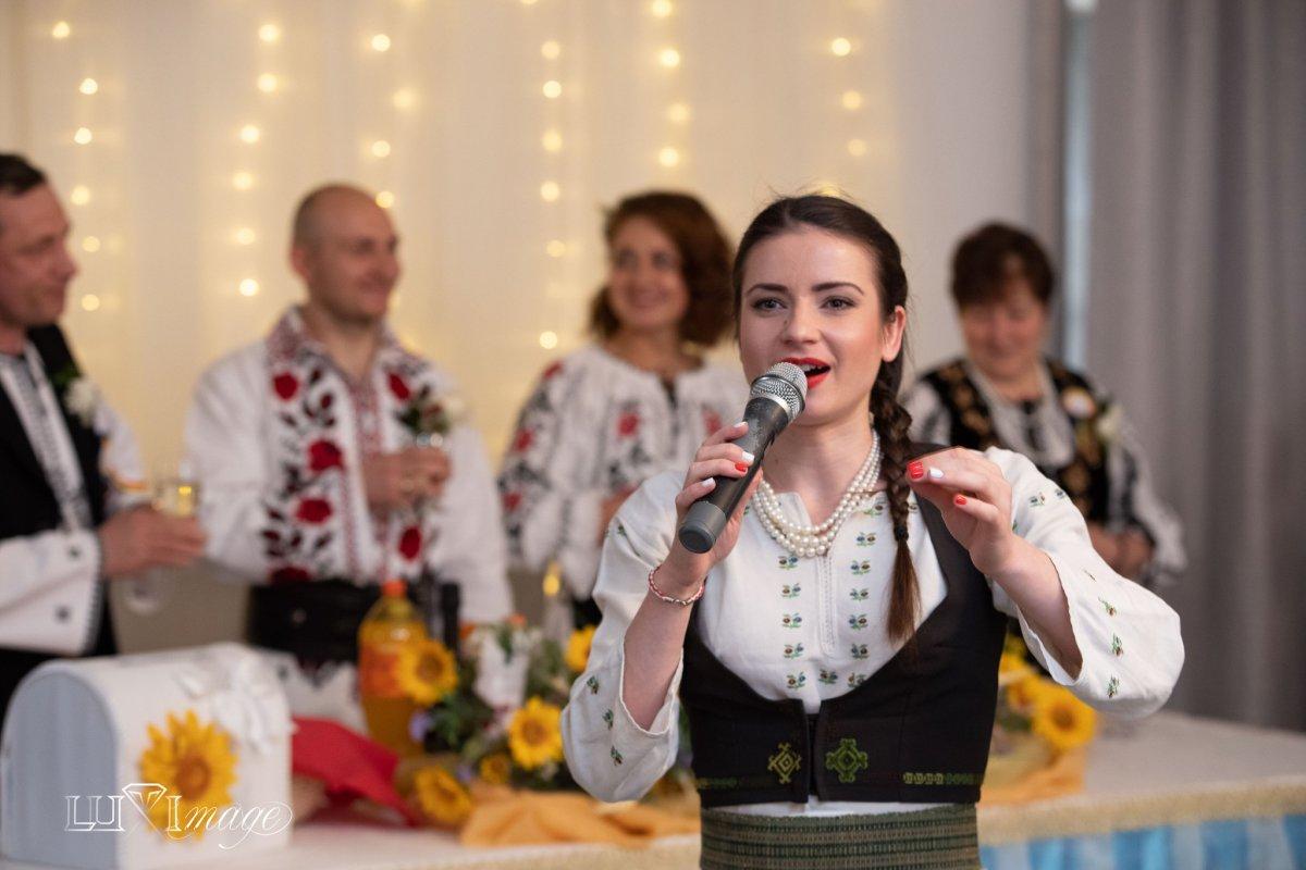 ,,Nunta la români,, în Villafranca de Verona