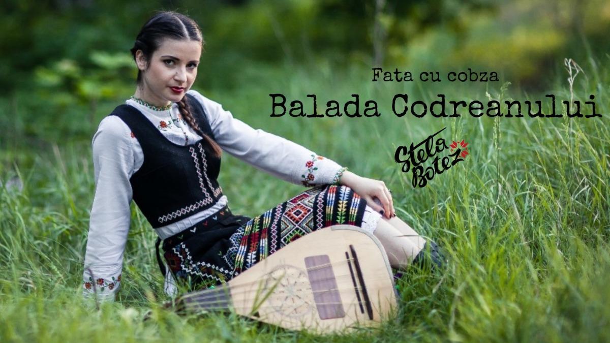 Stela Botez - Balada Codreanului /official audio/foto/versuri